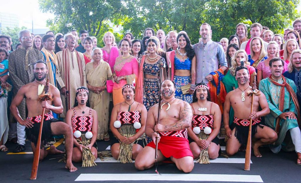 Maori Religion: A Wedding With A Māori Twist