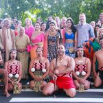 team building photo maori culture kapa haka
